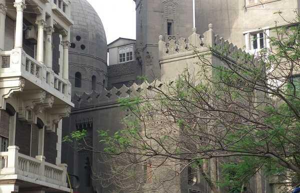 Mosquée de Al Shazly y Al Khawwas