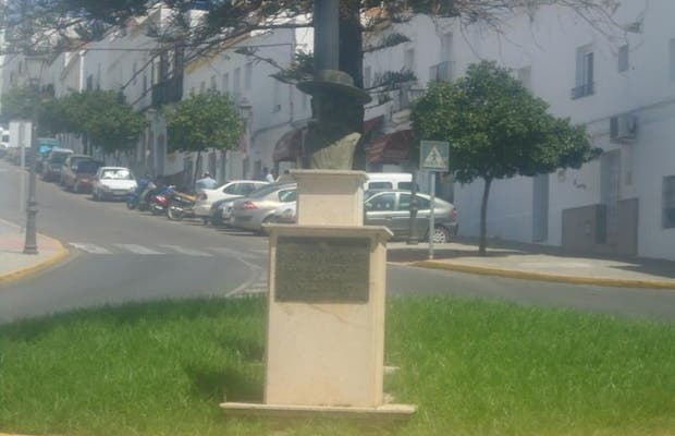 Buste de Manolo Zapata