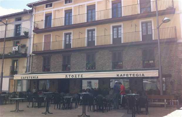 Cafetería Atozte