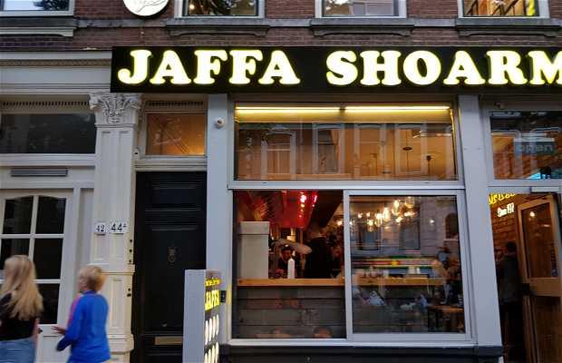 Restaurante Jaffa, Rotterdam