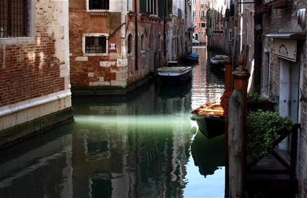 Ruas de Veneza