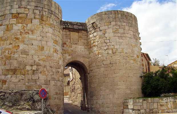 Mura di Zamora