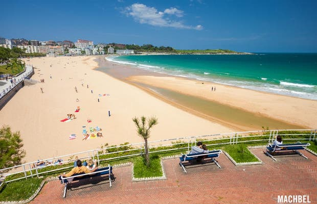 Spiaggia El Sardinero
