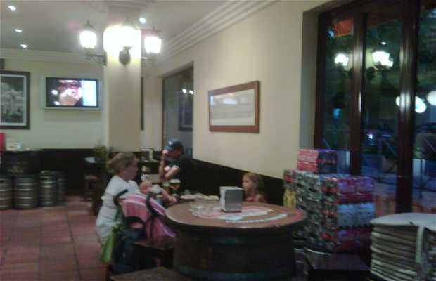 Cafetería El Vagón de Aravaca