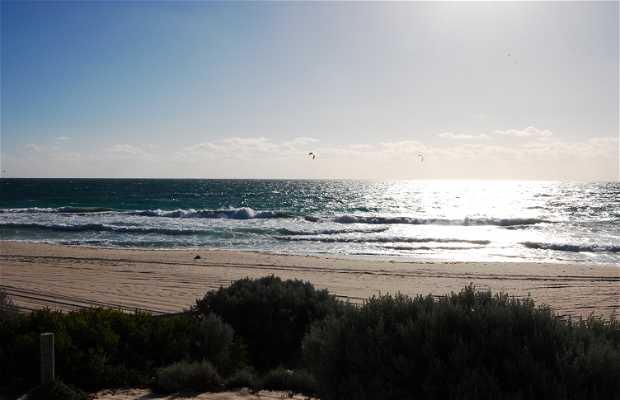Praia Scarborough Beach