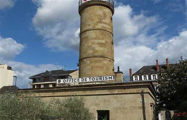 Le Château d'eau - Office du Tourisme de Brive la Gaillarde