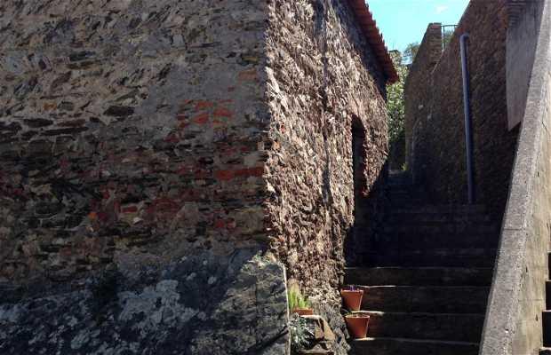 Castillo de Alcoutim y Museo Arqueológico