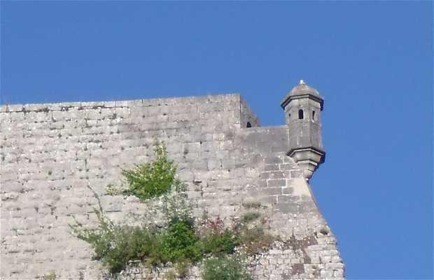 Muralla de la ciudadela