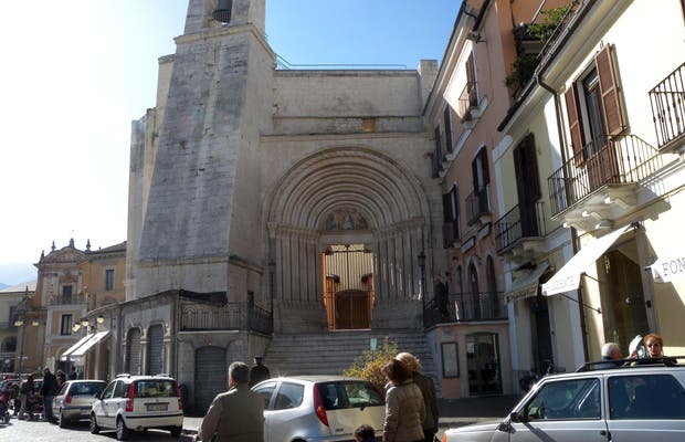 Sulmona, la ciudad de confeti