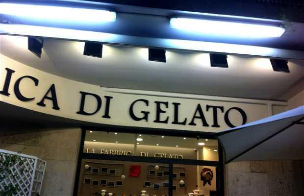 La Fabbrica di Gelato