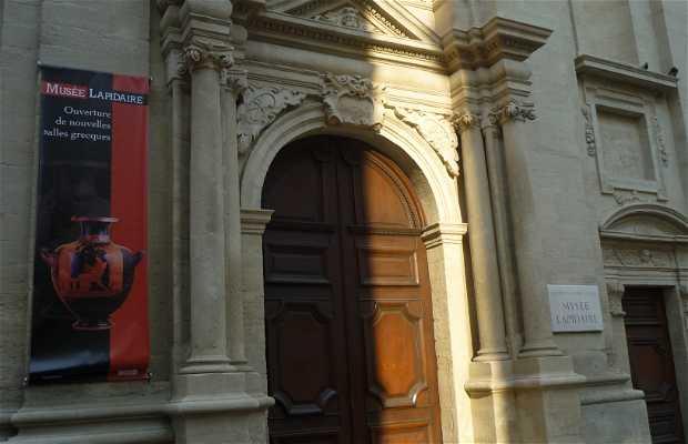 Lapidaire museum