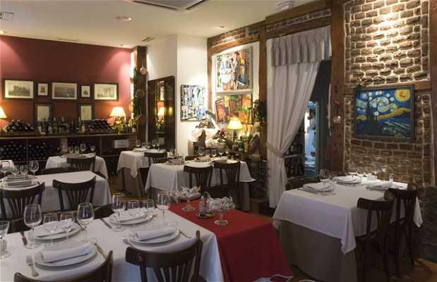 Restaurante La esquina del Real