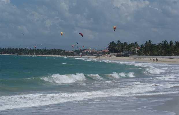Plage Kite Beach