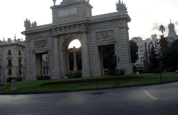 Puerta de la Mar