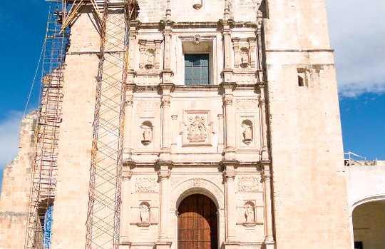 Santo Domingo de Yanhuitlán