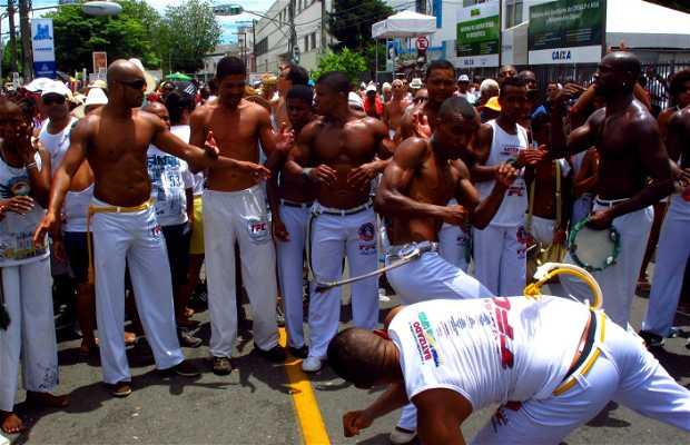 Roda de Capoeira em Salvador