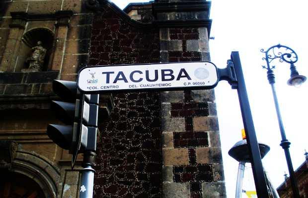 Café de la rue de Tacuba