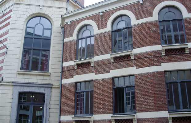 Le Conservatoire à Rayonnement Régional de Lille