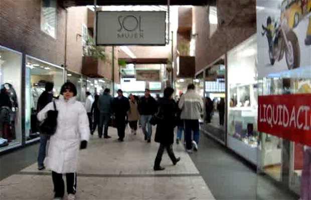 Galerie Promenade pietonnière