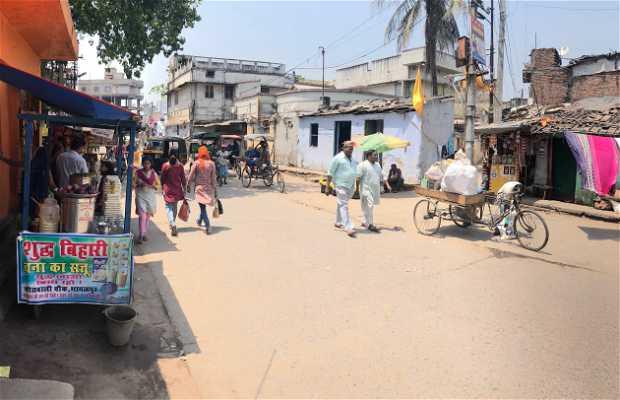 Kotwali Chowk - Mercadillo callejero