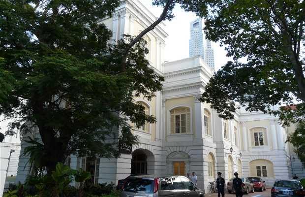 L'ancien Parlement de Singapour