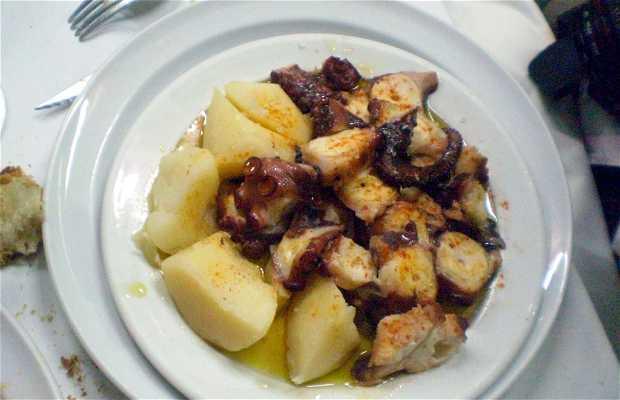 Restaurante Pingallo a Orense