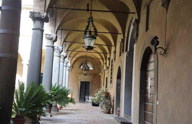 Palazzo Fillippeschi Simoncelli
