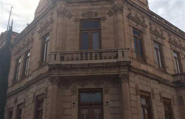 Museo Regional de Durango, Casa del Aguacate.