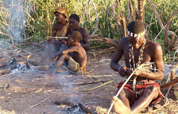 Tribus en Tanzania