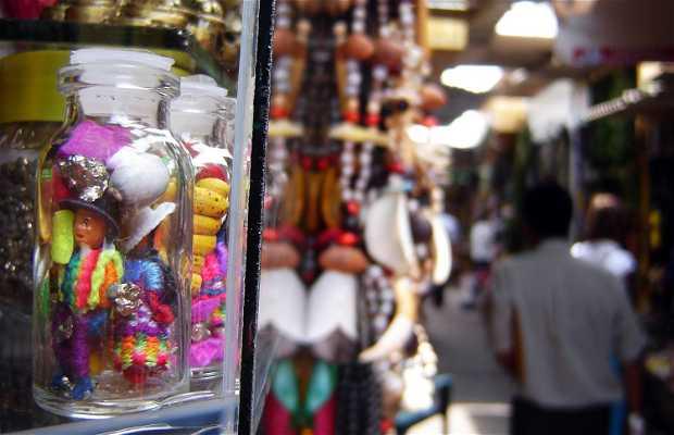 Mercado de Brujos de Chiclayo