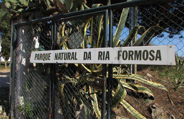 Sede do Parque Natural da Ria Formosa - Olhão
