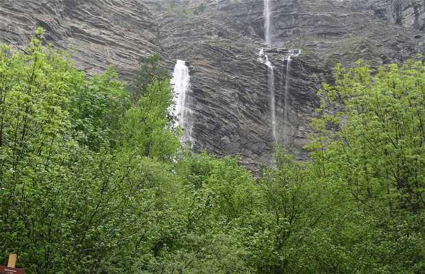 Cataratas de la Pisse