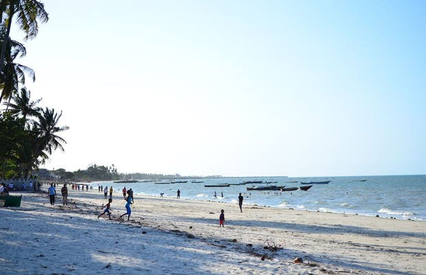 Playa de Bagamoyo