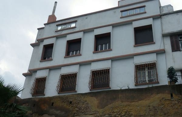 Antigua casa de Aduanas