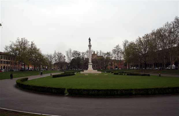 Plaza Ariostea