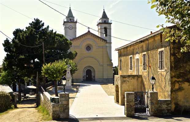Convento de Sari d´Orcino