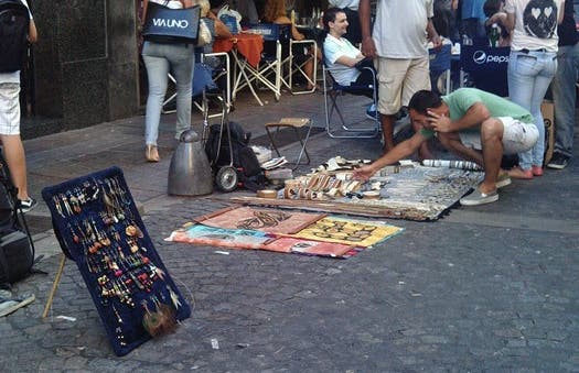 Calle de Perú