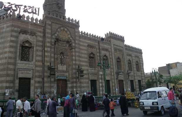 Sayeda Aicha mosque