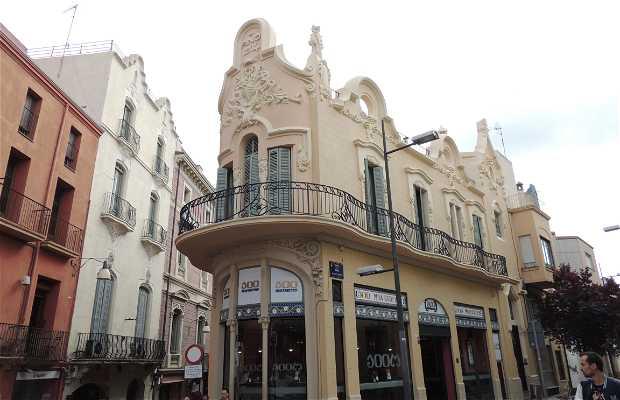 Sant Pere Street