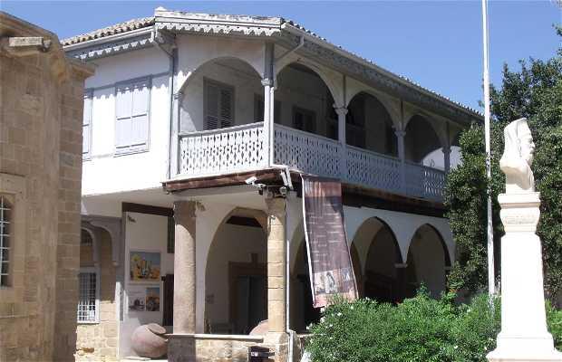 Museo Bizantino y Galería de Arte de Nicosia
