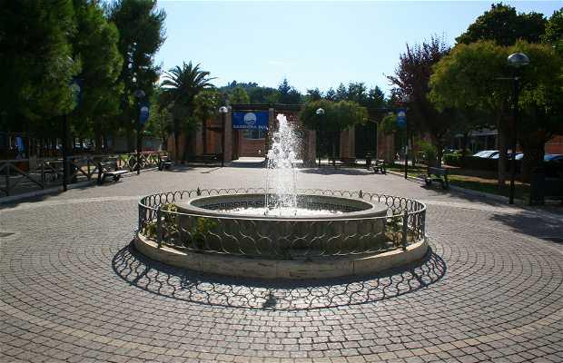 Square of Porto Potenza Picena