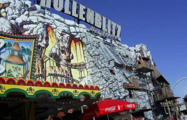 Cannstatter Volksfest (Stuttgart Carnival)