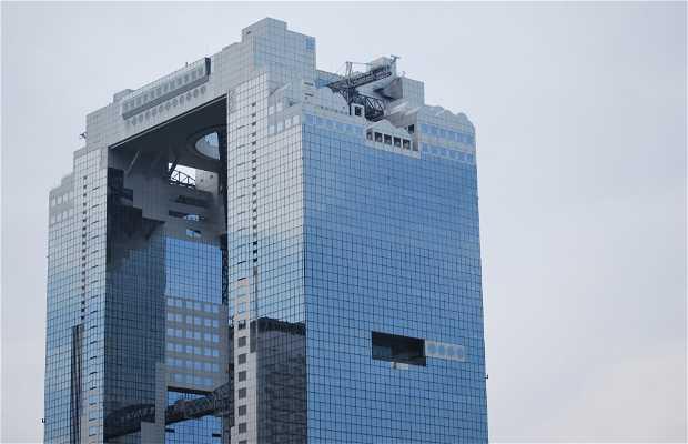 Umeda Sky Building di Osaka