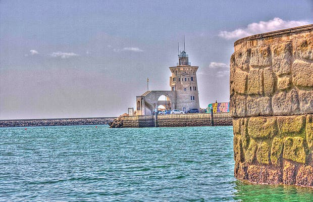 Phare de Puerto Sherry
