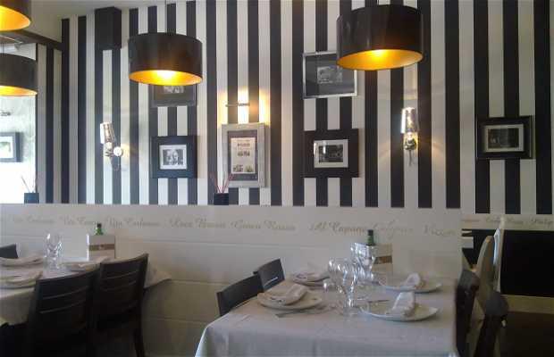 Restaurante La Mafia se sienta a la mesa