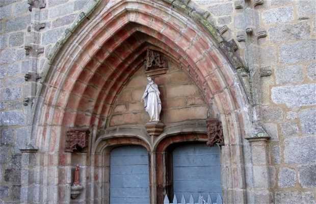 Capilla Notre Dame de la Borne