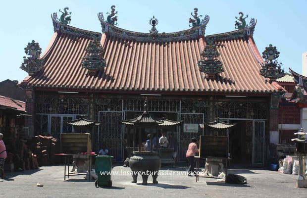 Templo Chino Kuan Yin