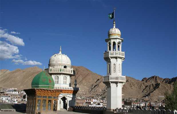 La mezquitas de Leh