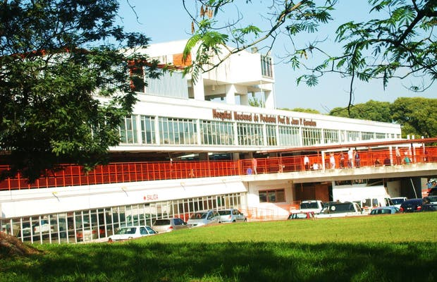 Hospital de Pediatria Prof. Juan P. Garrahan