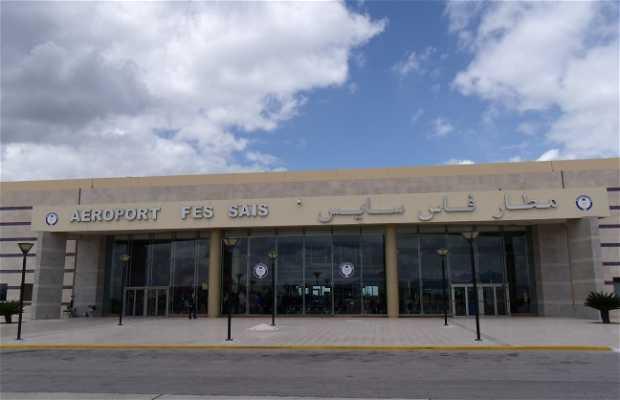 Trayecto aeropuerto de Fés-Plaza Boujloud